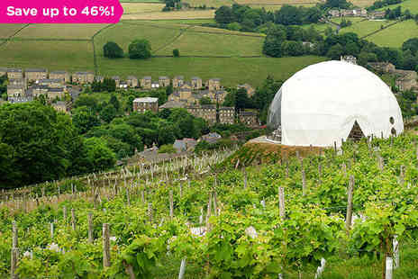 Holmfirth Vineyard - One Night Stay for Two People in an Executive Self Catering Apartment - Save 46%