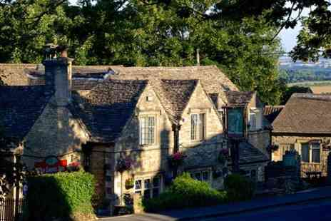 The Lamb Inn - One Night Stay For Two With Breakfast and Wine  - Save 0%
