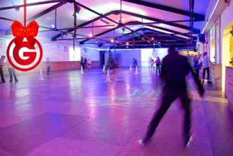 Roller City Rochdale - Two Hour Skate Plus Membership - Save 53%