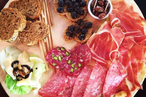 Veeno - Wine Tasting for Two with Italian Appetisers - Save 52%