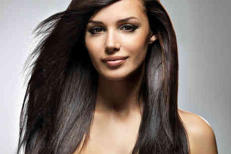 Anon Hair Salon - Haircut, Restyle, and Finish with Half Head of Highlights  - Save 54%