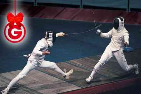 Central London Fencing Club - Fencing Taster Session or Beginner Course - Save 60%