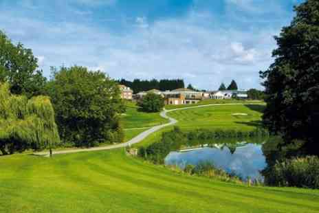 Stoke By Nayland Hotel - One Night Stay For Two - Save 34%