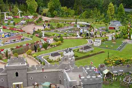 The Marquis Hotel - Two nights a trip to the Babbacombe Model Village - Save 63%