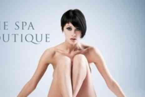 The Spa Boutique - Three Sessions of i Lipo and Vibration Plate - Save 76%