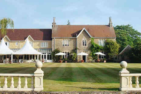 Fallowfields Country House Hotel - Overnight Oxfordshire Break for Tw with Breakfast Daily - Save 52%
