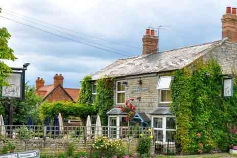The Blue Boar Inn - One  Night Stay For Two People With Breakfast and Welcome Drink  - Save 0%
