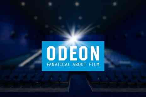 ODEON Cinemas - Three Cinema Tickets to ODEON excluding those inside the M25 - Save 0%
