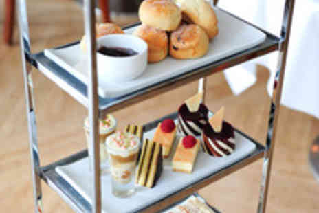 Hilton Swindon - Champagne Afternoon Tea with Health Club Access for Two - Save 60%