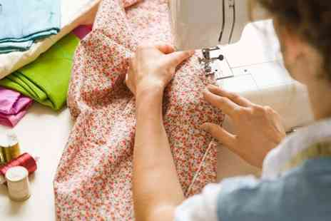 The Fashion Box - Half Day Introductory Sewing Workshop for One  - Save 68%