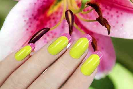 Butterflies Nails & Beauty - Gel Polish on Fingers or Toes  or Both - Save 55%