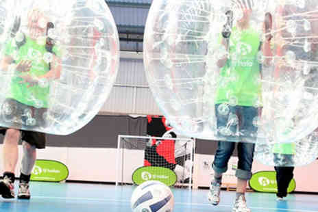 Excel Bubble Football - Bubble Football for up to 15 - Save 29%