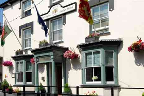 Gwestyr Emlyn Hotel - Overnight Coaching-Inn Stay for two - Save 53%