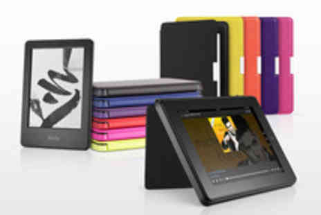 Amazon Media EU SARL - Free Voucher for 20% Off Amazon Branded Kindle Covers - Save 100%