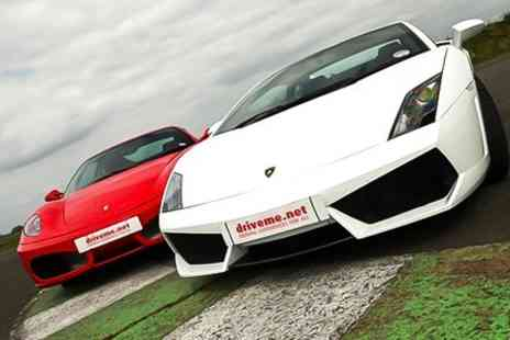 Performance driving centre Anglesey -  Supercar Experience - Save 65%