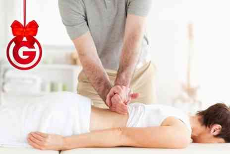 Buchanan Chiropractic Glasgow - Chiropractic Assessment and Treatment  - Save 75%