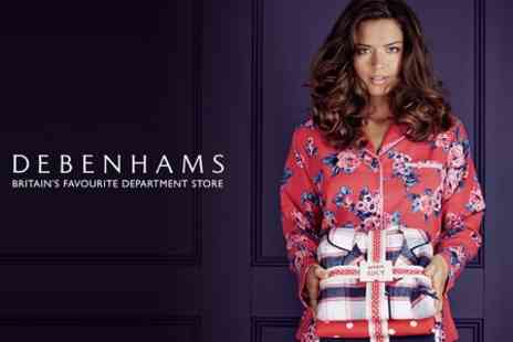 debenhams - Exclusive Debenhams Shopping Experience VIP £50 Gift Card With 10% Discount, Personal Shopping and More  - Save 0%
