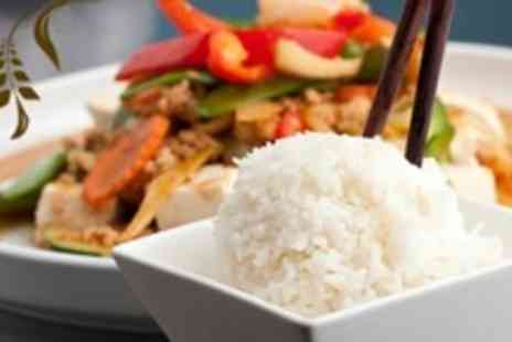 Thai River - Two Course Thai Meal For Two - Save 61%