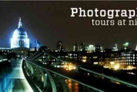 Photography Tours at Night - London Night Photography Walking Tour For One - Save 65%