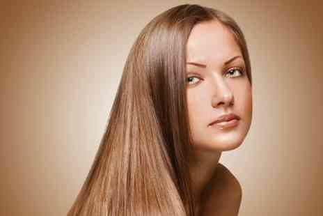 Xtroverts - Brazilian Keratin Treatment With Cut  - Save 47%
