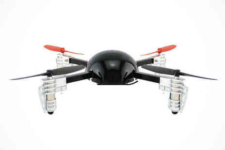 Extremefliers - Micro Drone 2.0 Remote Control Flying Quadcopter - Save 44%