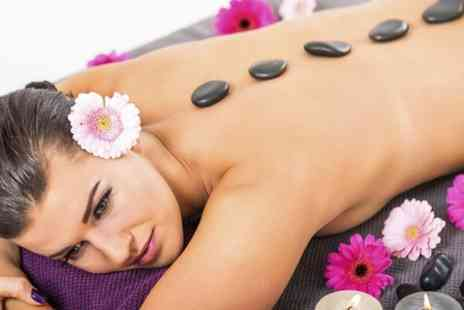 Radiance Hair and Beauty - Hot Stone, Swedish or Aromatherapy Massage - Save 66%