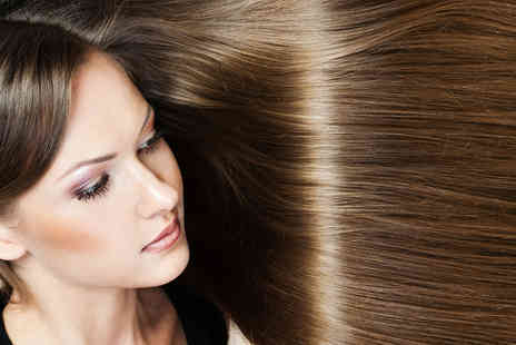 Beauty Box - A Choice of Cut and Blow Dry or a Brazillian Blow Dry Treatment - Save 62%