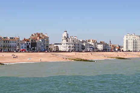 Imperial Hotel - Two Night Eastbourne Hotel Stay for Two with Breakfast and a Three Course Dinner  - Save 41%