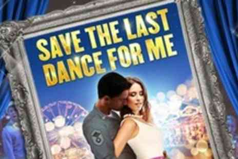Save the Last Dance For Me - Ticket on February 8th at 2:30pm - Save 50%