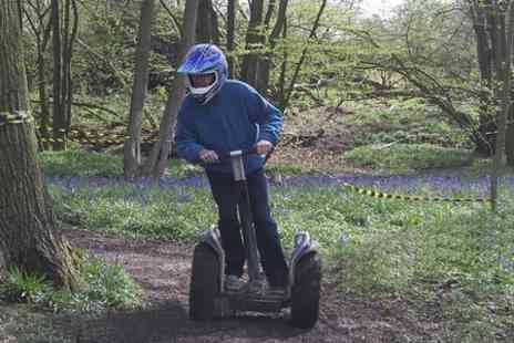 Segway Unleashed - Off Road Segway Challenge  For One or Two  - Save 67%