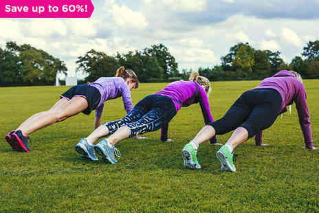 Motivate Bootcamp - New Year, New You at a Ladies Only Fitness Retreat - Save 60%