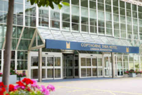Copthorne Tara Hotel - Elegant and Classic Central London Break - Save 54%