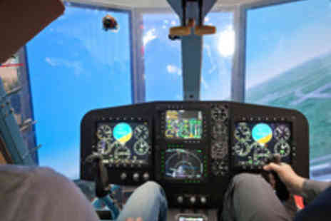 Hields Aviation - One Hour Helicopter Flight Simulator Experience - Save 81%