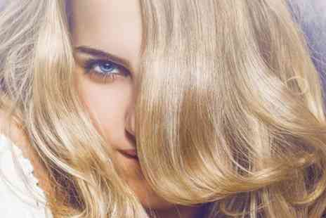Tongs Hair Studio - Cut and Style Plus Colour or Half Head Highlights - Save 0%