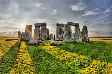 Luxury Travels and Tours - One Day Coach Tour of Stonehenge and Bath - Save 57%
