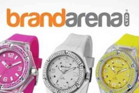 Brand Arena - Avalanche Jewel Watch in Pink, White, or Yellow - Save 66%