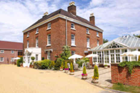 Hadley Park House Hotel - Two Night Dining Break in Shropshire - Save 53%