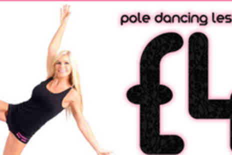 Pole Sessions - Tone up, get fit and put yourself in pole position with pole dancing lesson - Save 73%
