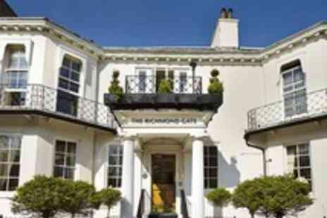 Richmond Gate Hotel - Afternoon Tea with a Glass of Champagne for Two  - Save 53%