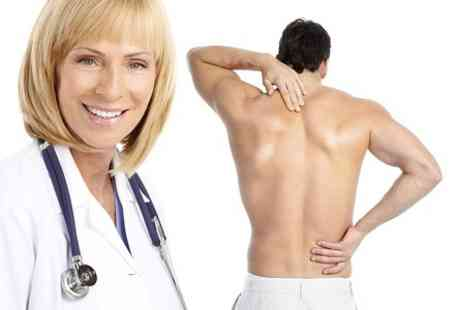ProActive Clinic - Consultation Plus One Chiropractic Treatments  - Save 65%