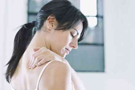 Arena Chiropractic - Four Sessions of Chiropractic Including Consultation - Save 82%