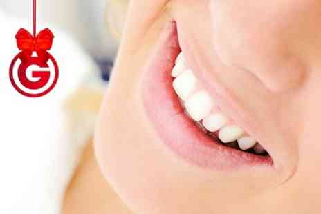 Confident Smile - White Cosmetic or Clear Braces  - Save 50%