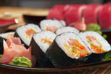 Gangnan Restaurant - Sushi Meal For Two  - Save 39%