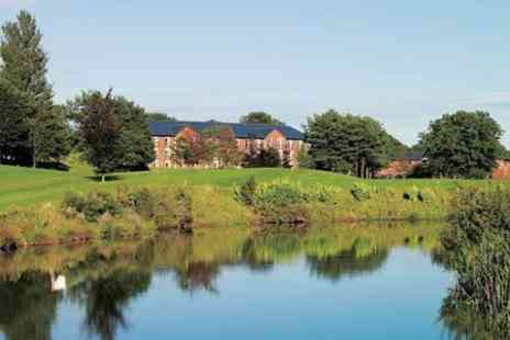 Macdonald Hill Valley Hotel - One Night stay For Two With Spa Access and Breakfast - Save 35%