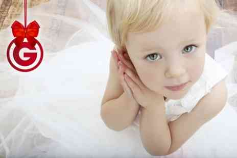 Capture Photo Studio - Babys First Year Photoshoot Package  - Save 94%