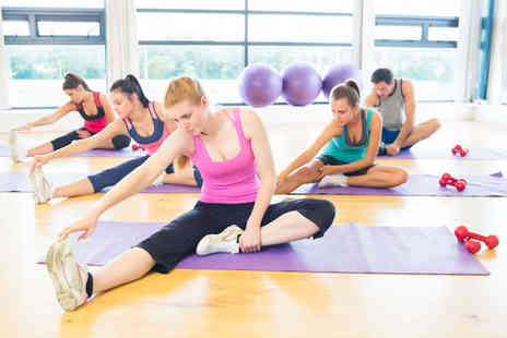 Balance Fitness - 15 Pilates Boot Camp Sessions - Save 75%
