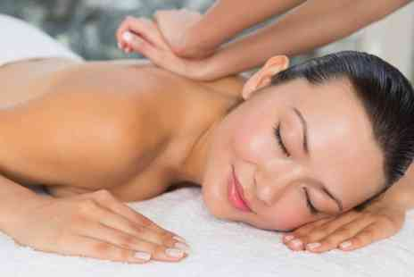 Beaute Parfaite - Steam Facial or Back, Neck and Shoulder Massage - Save 71%