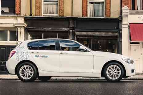 Drive Now - BMW and MINI One Time Carshare Registration and One  - Save 81%