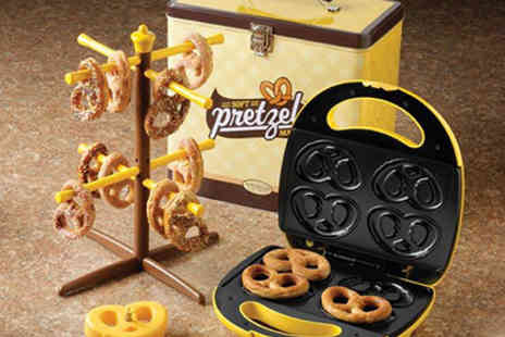 EIC Direct - Pretzel Bakery Kit with Gift Tin - Save 36%