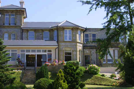 Melville Hall Hotel - Two nights Stay for two in the Isle of Wight, B&B and more - Save 61%